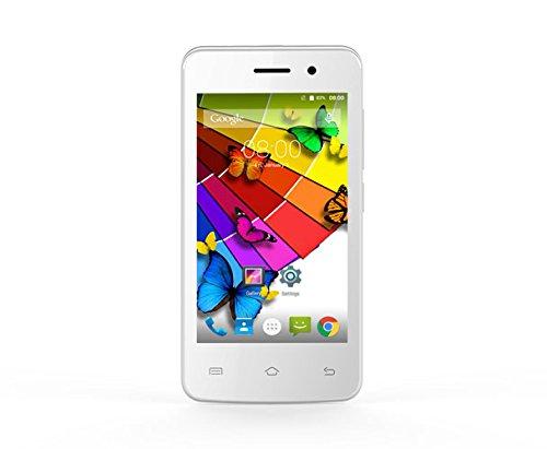 Mobistel N403-W Cynus E4 Smartphone (3G) weiß