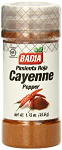 Badia Cayenne Pepper Ground, 1.75-Ounce (Pack of 12)