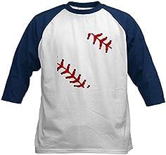 CafePress Kids Baseball Jersey - Baseball Close Up Kids Baseball Jersey