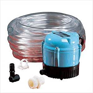 Little Giant Pool Cover Pump 205gph W 20ft