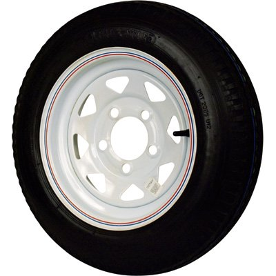 - Martin Wheel High Speed 8-Ply Bias Trailer