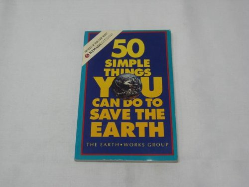 Image for 50 Simple Things You Can Do to Save the Earth
