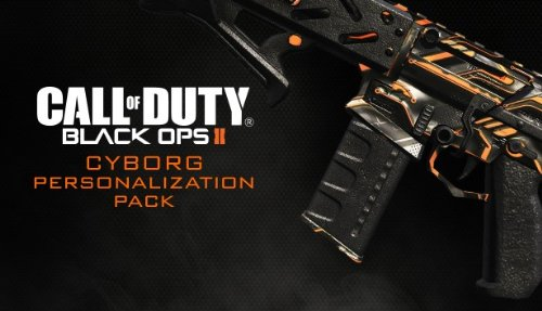 Call Of Duty: Black Ops Ii Cyborg Mp Personalization Pack [Online Game Code]