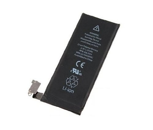 Battery Replacement For Apple iPhone 4 16G 32G LiIon 3.7V 1420mAh Picture