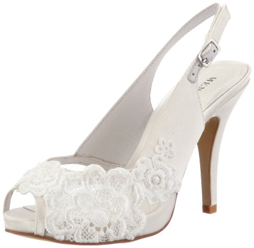 Menbur Women's Crisantemo Ivory Bridal 04858X804 5 UK