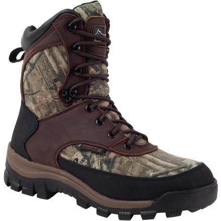 Rocky Women's Core Waterproof Insulated Boot Camouflage 8 D(M) US (Womens Insulated Camo Boots compare prices)
