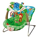 Fisher-Price Rainforest Deluxe Baby Bouncer