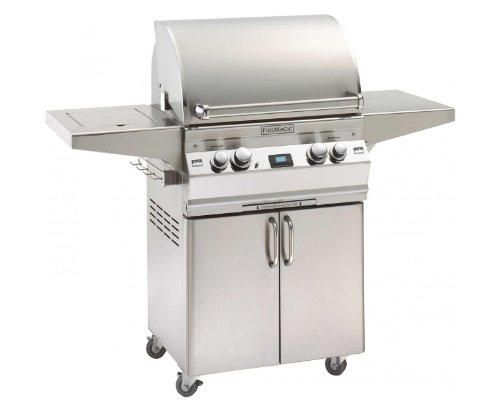 Aurora A430S1L1N62 Stand Alone Ng Grill With Single Side Burner