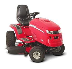 Snapper 7800545 LT130 AWS Series 46-Inch 23 HP Briggs & Stratton ELS Twin Riding Lawn Mower from Briggs and Stratton Power Products