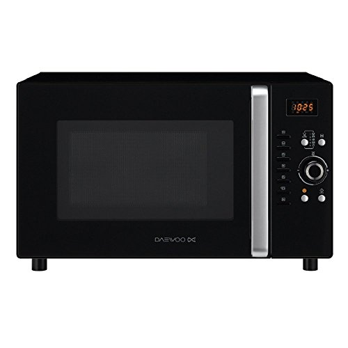 Daewoo KOC9Q3T Combination Microwave, 28 L, 900 W - Black