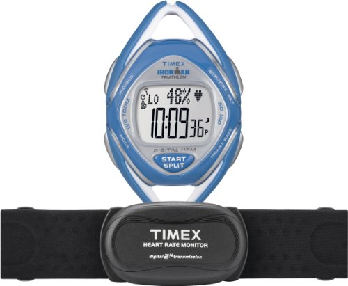 Cheap Timex Women's T5K569 Ironman Race Trainer Heart Rate Monitor Watch (T5K569F5)