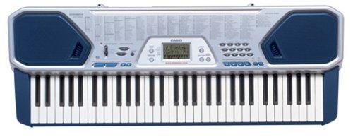 Casio CTK-491 61 Key Full Size KeyboardB00009M6YR