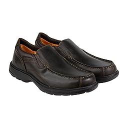 Timberland Men\'s Richmont Loafer,Dark Brown,9.5 M US