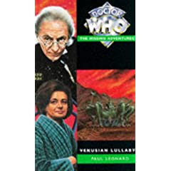 Venusian Lullaby (Dr Who : the Missing Adventures) by Paul Leonard