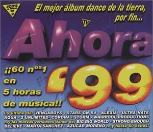 Various - Ahora 99 By Various Artists (1999-05-25) - Zortam Music