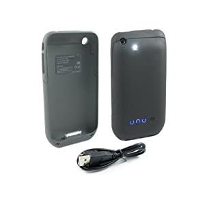 Lenmar Battery Powered Case for iPhone 3G and 3Gs