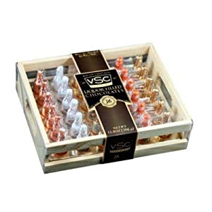 Liquor Filled Chocolate Bottles 36CT Crate