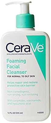 CeraVe Facial Cleanser from CeraVe