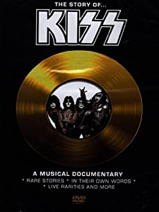 Kiss - The story of