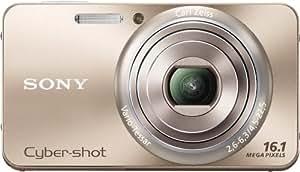 Sony DSC-W570N Appareil photo numérique 16,1 Mpix Doré