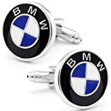 41XRBu%2B0mcL. SL160  BMW Luxury Car Logo Cufflinks CL CH 170037