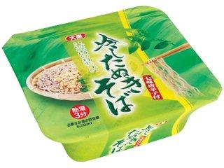 大黒食品 冷したぬきそば 七味唐辛子付 1ケース(12食入)