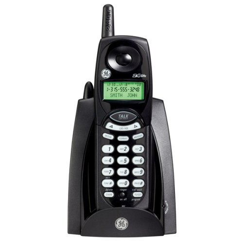 cordless phone ge manual ghz 2.4