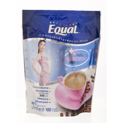 new-equal-instant-coffee-powder-with-collagen-2000mg-18gx10-sachets