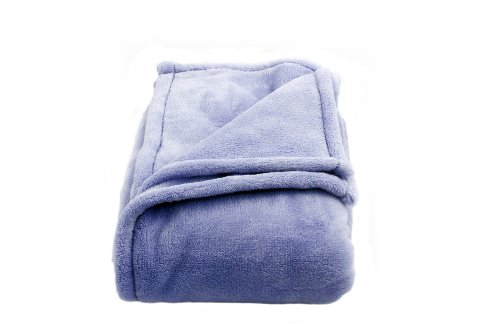Woven Workz Bobbi Throw, Blue