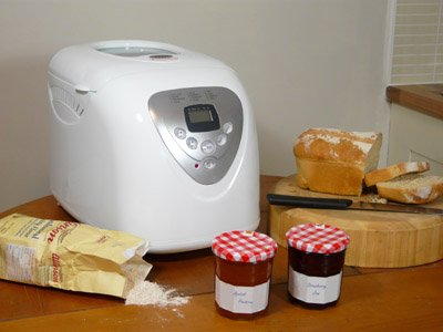 3 in 1 Bread, Jam and Cake Maker (1167) Home made Bread Bake Cakes and Make Perfect Homemade Jam. Ideal Gift.