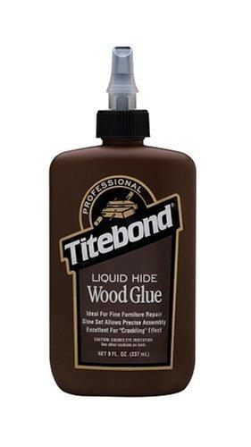 Franklin International Titebond Liquid Hide Glue, 8-Ounces #5013