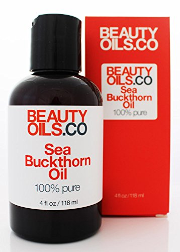 BEAUTYOILS.CO Sea Buckthorn Berry Oil - 100% Pure (4 fl oz)