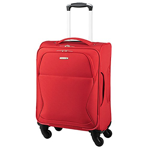 Red Redberry SP-6 CT449, 4 Wheel Trolley, 48 Cm, Red