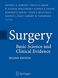 Surgery- Basic Science and Clinical Evidence