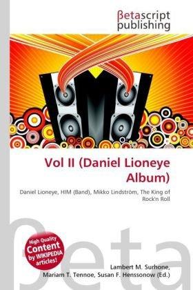 Vol II (Daniel Lioneye Album)