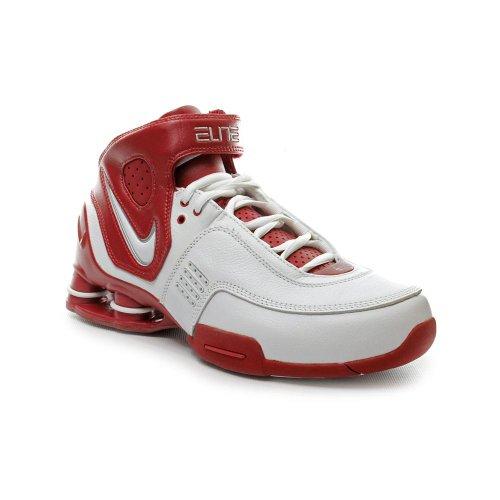 Nike Shox Elite Basketball Basketball Shoes White Mens