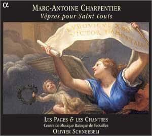 Charpentier M.A. - Vêpres pour Saint Louis