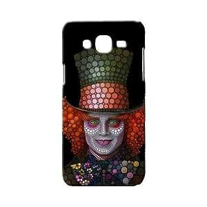 BLUEDIO Designer 3D Printed Back case cover for Samsung Galaxy A7 - G5658