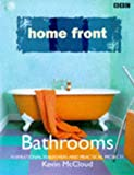 img - for Bathrooms (Home Front) book / textbook / text book