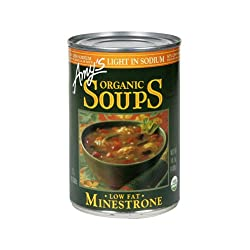 Amy's Minestrone, Ls, 14.1-Ounce (Pack of 12)