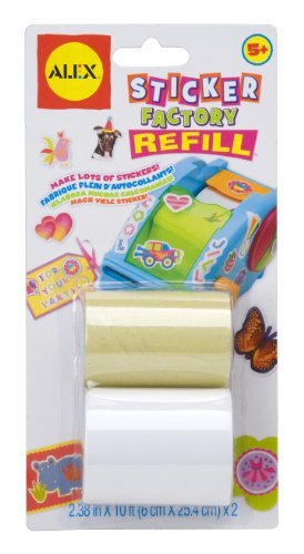 ALEX Toys Craft Sticker Factory Refill - 1