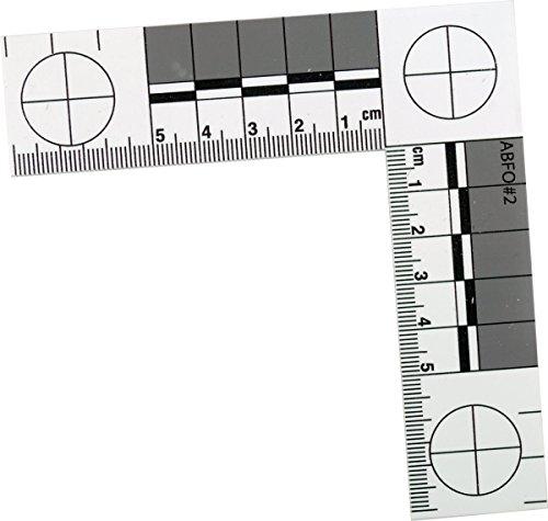 Crime Scene No. 2 Photomacrographic Scale, Metric