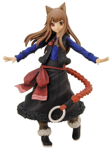 Resinya Spice and Wolf 1/7 Scale Pre-Painted PVC Figure: Wise Wolf Holo (Spice And Wolf Figure compare prices)