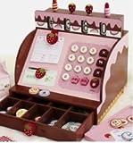 野苺 木のおままごとセット レジスター ショコラケーキ