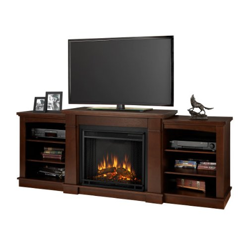 Argyle Entertainment Center Ventless Electric Indoor Fireplace - Dark Espresso image B009NW08EE.jpg