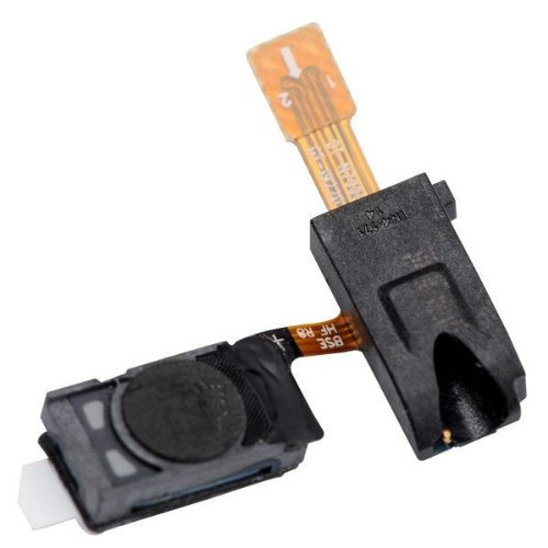 Samsung Galaxy Note I717 Earphone Headphone Audio Jack + Ear Speaker Flex Cable
