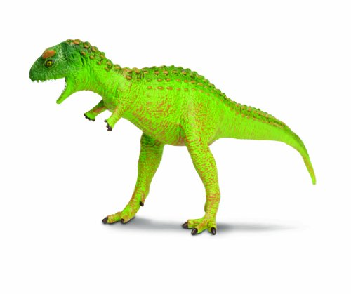 Safari Ltd   Carnegie Dinosaurs Carnotaurus Toy Figure, Scale 1/50