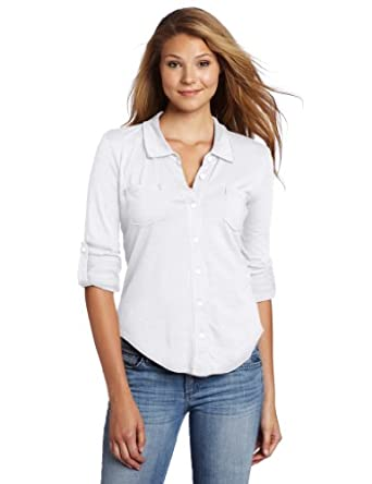 Image unavailable image not available for color sorry this for Womens white button down shirt