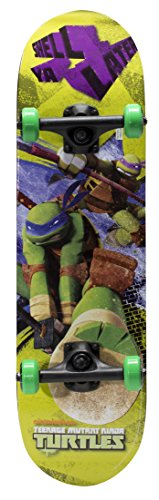 "For Sale! Teenage Mutant Ninja Turtles 28"" Complete Skateboard (Ninja Tough)"