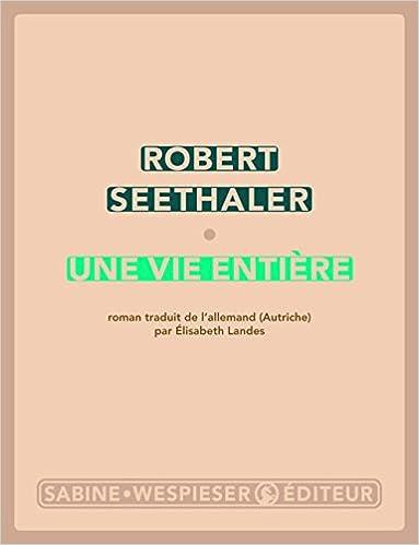 Robert Seethaler [Autriche] 41XRnoPQsZL._SX381_BO1,204,203,200_
